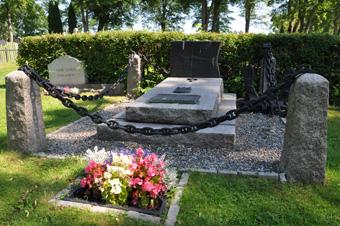 cmentarz w Mariefred